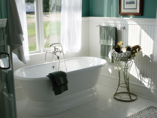 Bathroom Tub Ideas For Your Home  House Plans and More