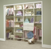 Children's Closet Organization  House Plans and More