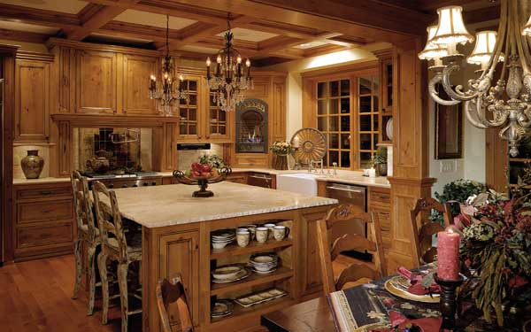 country kitchen ideas house