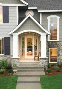 Front Entry Ideas - Home Design