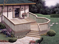 Deck Plans DIY Decks Gazebo Designs House Plans And More