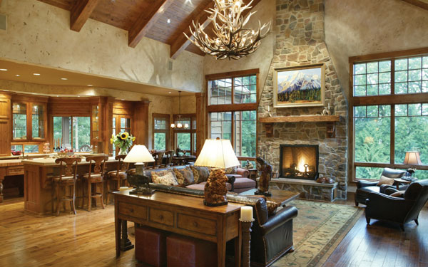 Luxury Ranch Homes House Plans And More