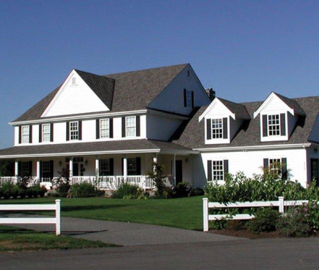 American Farmhouse Style Home