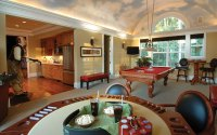 Billiards Room Ideas - House Plans and More