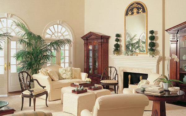 Modern Home Design Colonial Home Decor