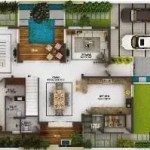 2BHK MODERN HOUSE PLANS IN INDIA