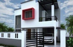 25x35 duplex house construction at shimoga, bangalore