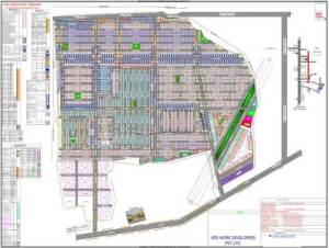 township layout design in bangalore