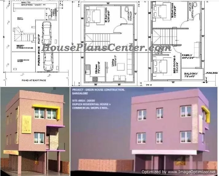https://houseplanscenter.com/3d-design-front-elevation-designers-in-india/