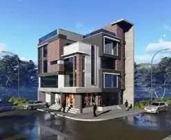 60x50 building 3d design