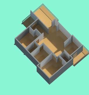 25x35 house plan {3D} mr satish plan 2