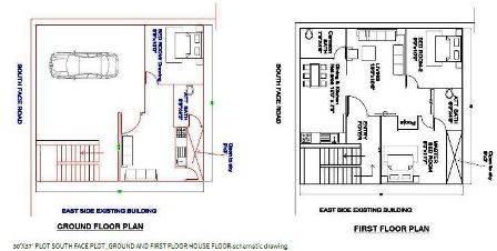 30x37 House plans