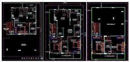35x45 House plans