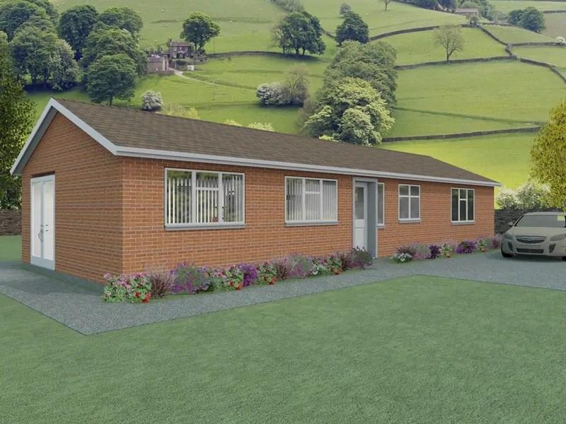 simple bungalow plans