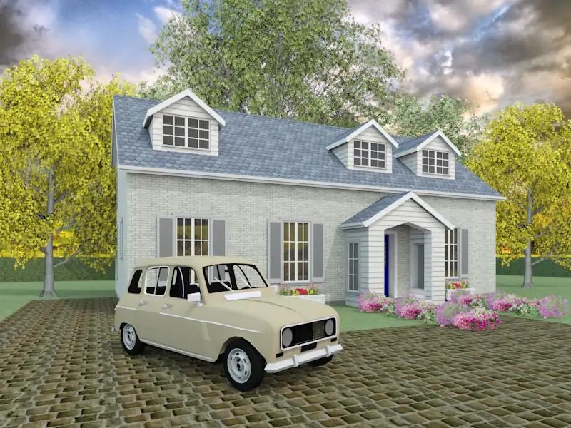 Rural house designs the middleton houseplansdirect for Rural home designs