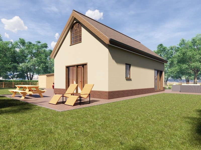 chalet style house designs