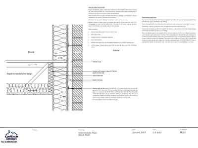 Timber Frame Building Regs Drawings