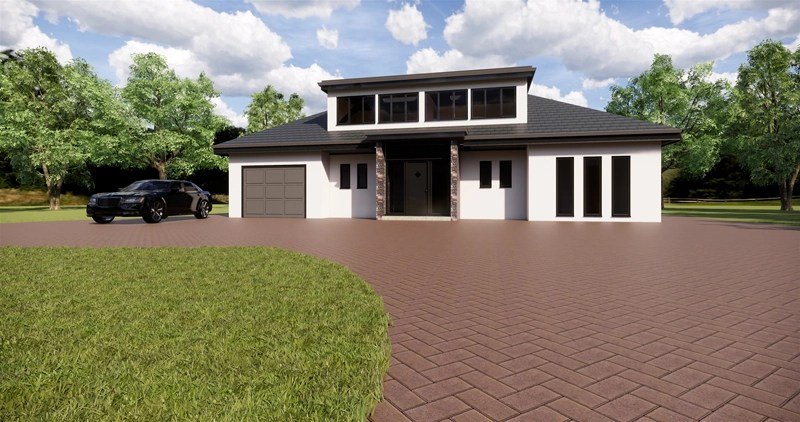 Modern Chalet Bungalow ready for Building Control