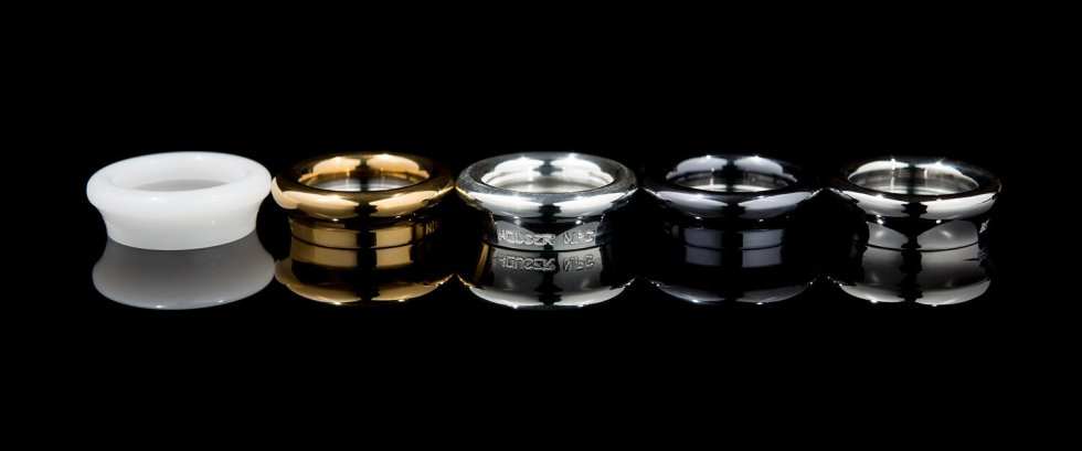 Houser mouthpiece rings