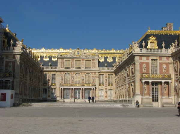 Grandeur And Squalor Of Versailles