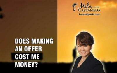 DOES MAKING AN OFFER COST ME MONEY?