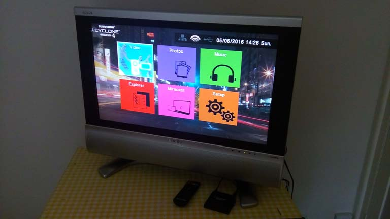 Sumvision-full-setup-oldTV-entertainment-system