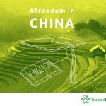 Freedom to travel with TrustedHouseSitters - Teaching English in China