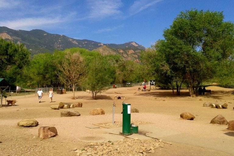 Bear Creek Dog Park, Colorado Springs