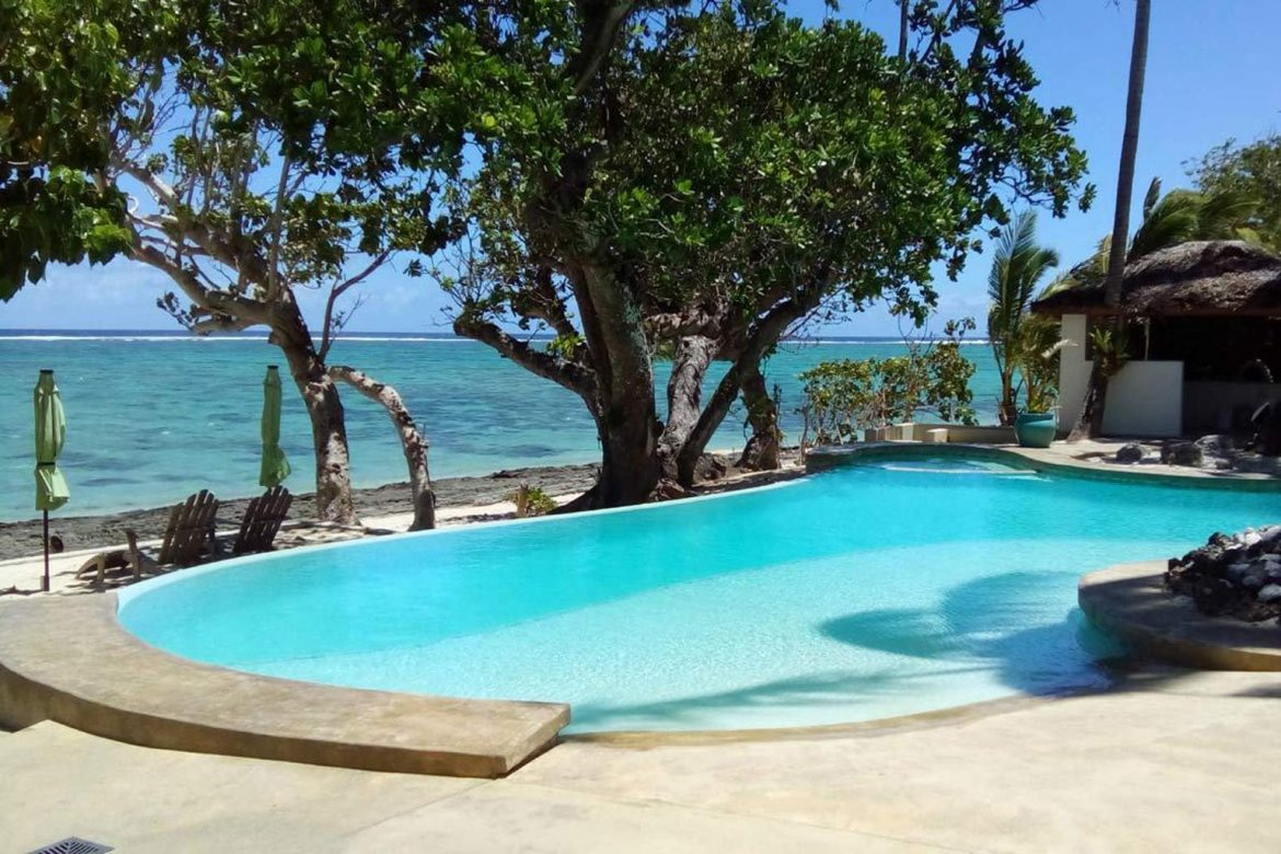 Looking After A Salt Water Swimming Pool House Sitting