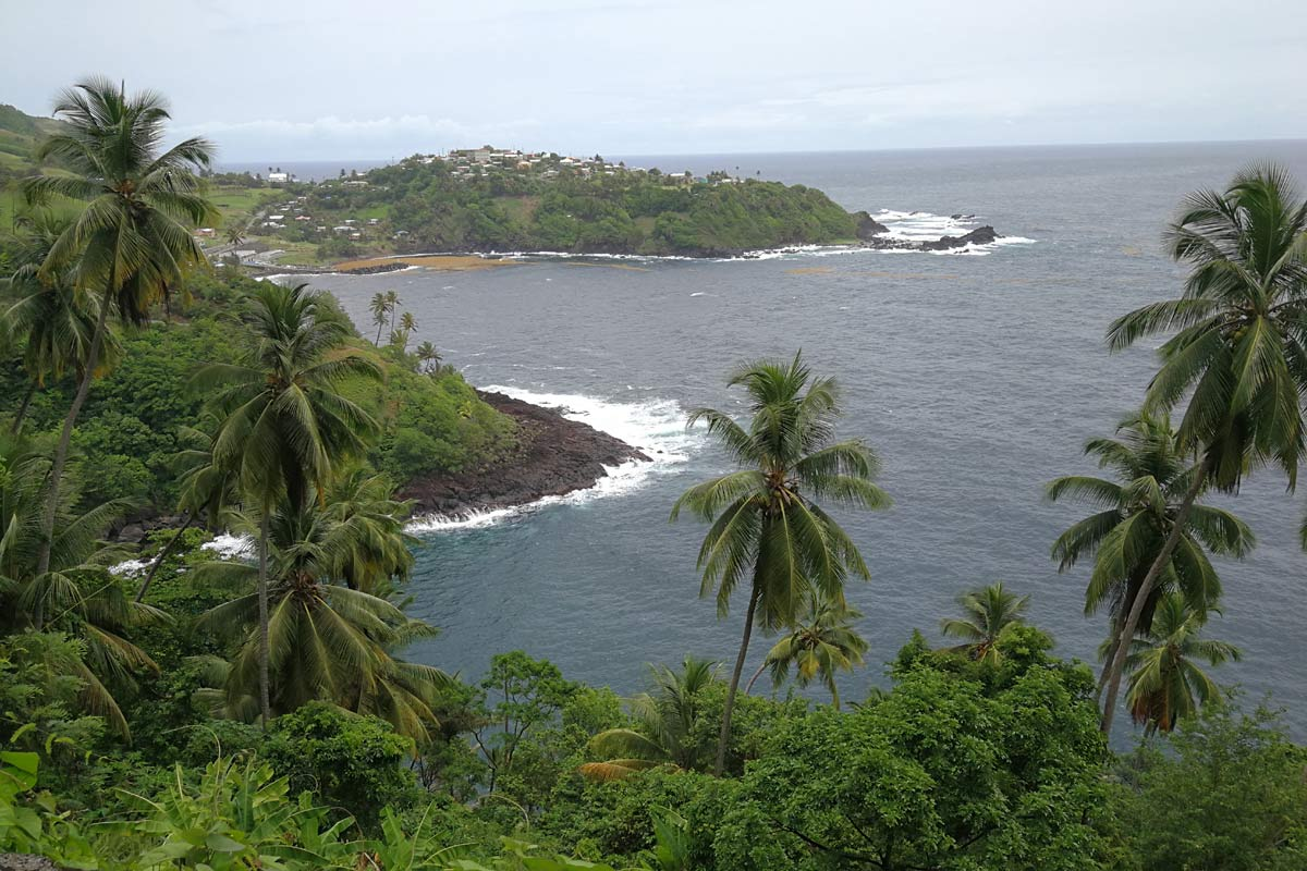Windward Coastal View St Vincent