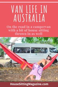 Van Life Australia - Creating a lifestyle of van living with the stability of occasional house sits