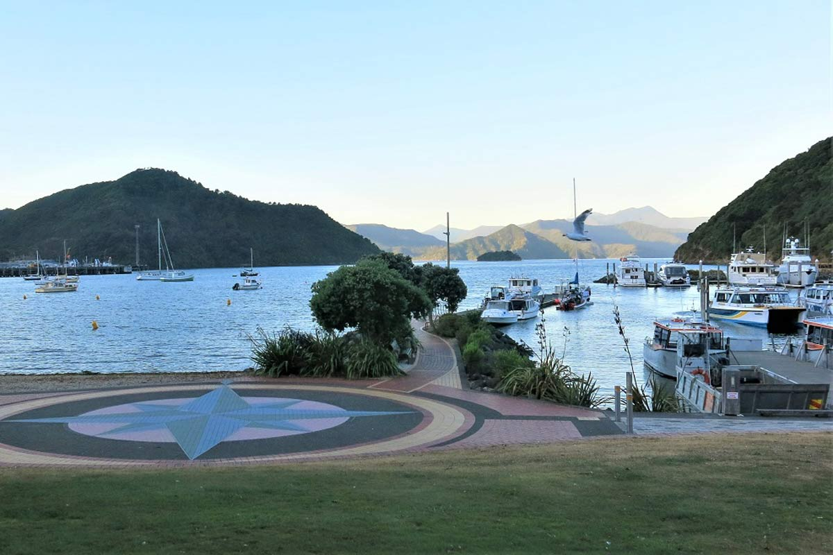 Picton Waterfront NZ