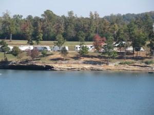 Smith Lake Camping