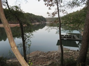 Tranquil Smith Lake