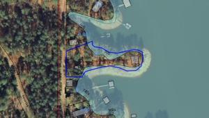 Smith Lake Peninsula Lot