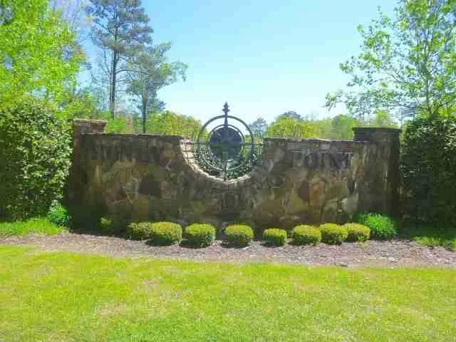 Smith Lake Gated Subdivision