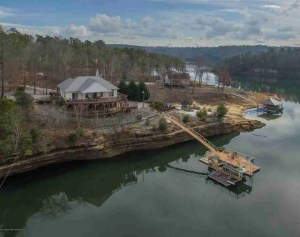 houses for sale on Smith Lake