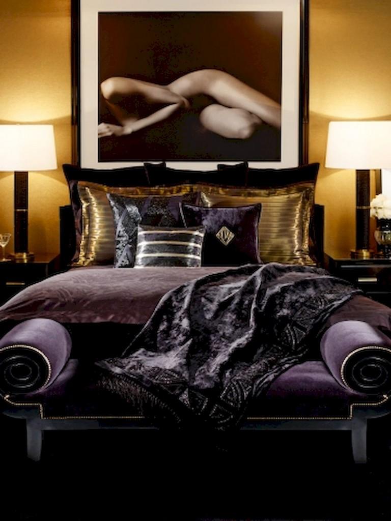 58 Amazing Elegant Traditional Bedroom Designs That Will
