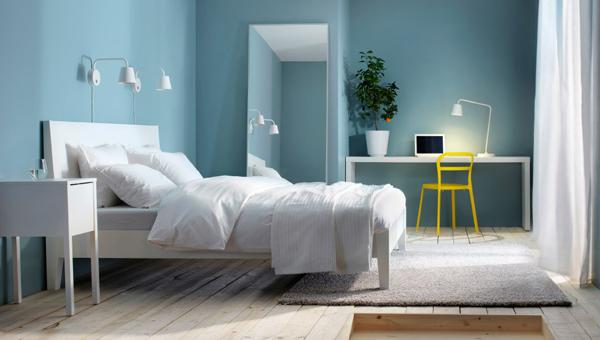 da ikea si trovano diversi mobili realizzati in stile shabby chic, letti compresi. 20 Latest Collection Of Ikea Bedroom Designs
