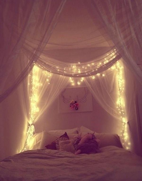 20 Best Romantic Bedroom With Lighting Ideas  House