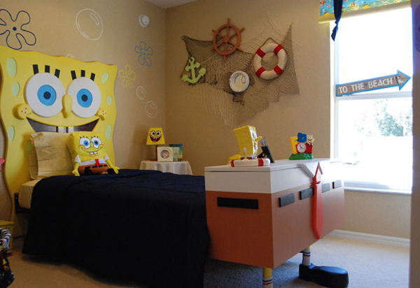 20 Spongebob Squarepants Bedroom Theme Ideas House