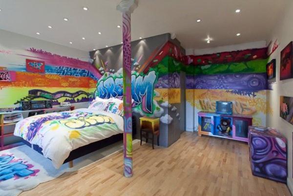 Bedroom Graffiti Ideas Crepeca Com