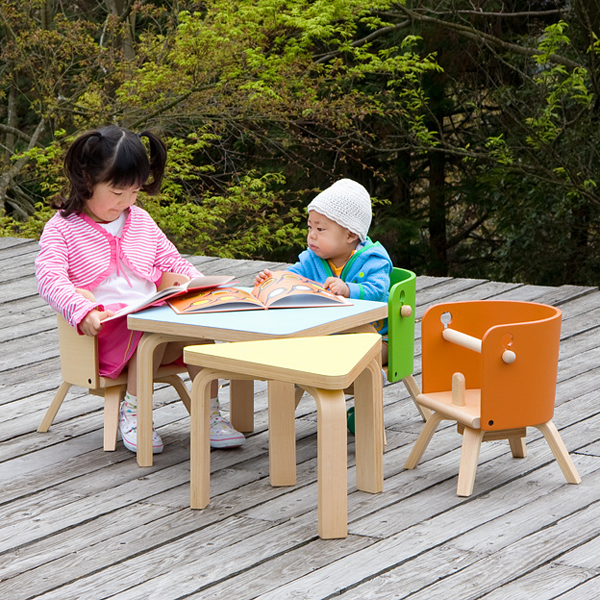 Tavolo Kids Table Design by SDI Fantasia  House Design