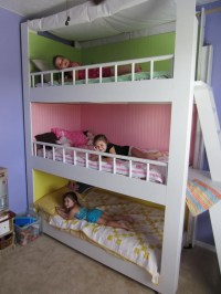 15 Colorful Kids Bunk Bed Ideas | House Design And Decor