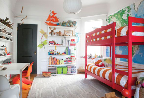 playroom sofa bed where to place in living room as per vastu 15 colorful kids bunk ideas | house design and decor