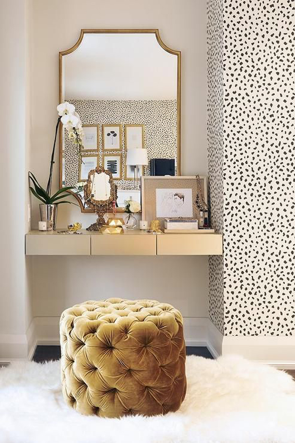 Modern Girl Bedroom Wallpaper 10 Spotted Dalmatian Dot Prints For Your Interior