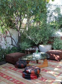 Small And Cozy Bohemian Outdoor Spaces | House Design And ...