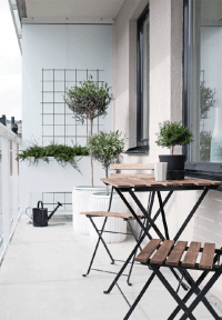 15 Small Balcony Apartment With Charming Looks | House ...