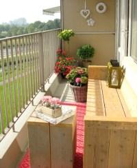 10 Beautiful Tiny Balcony To Narrow Space Ideas | House ...