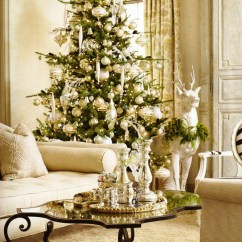 Elegant Christmas Living Room Decor Suggested Paint Colors For Gold House Design And